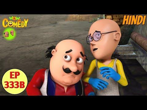 Motu Patlu 2019 | Cartoon in Hindi | 3D Animated Cartoon Series for Kids| Motu Patlu Ki Painting thumbnail