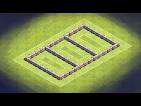 Clash of clans th3 base goldlock youtube