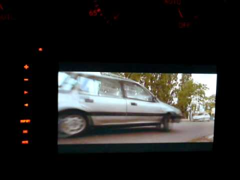 Pioneer AVH P 3100 DVD RCA DTV Lexus IS300