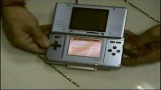 Tutorial: Flashear Nintendo DS