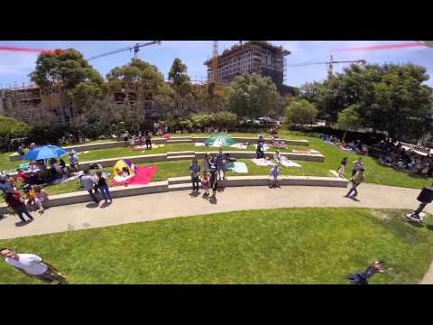 PKS Air - Presidio Knolls School 2014 Year End Picnic