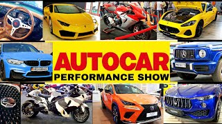 AUTOCAR Performance Show 2018 and 40+ Supercars Meetup | A to Z Full Coverage