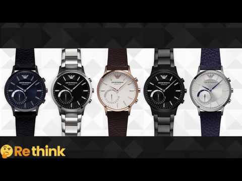 Best 3 Smart Watches for style and fashion - Reviews & Buying Advice