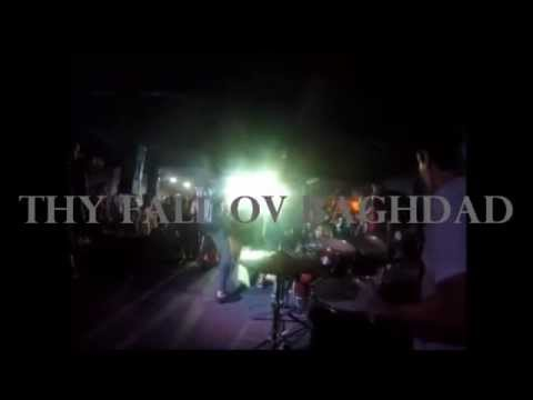 Thy Fall Ov Baghdad - Danger Wildman (TDWP Cover) Live at Rising Star Vol 2, Ipoh (DrumCam)