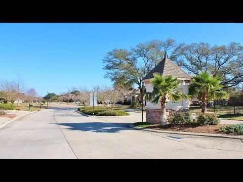 Cobblestone Parc Subdivision Geismar Ascension Parish Louisiana 70734