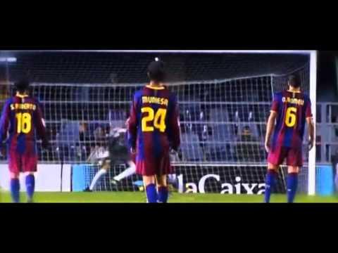 Barca B - Gracias Luis by Nene