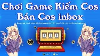 Chơi Game Kiếm Cos Của Contentos App Cheez - LVT | Kiếm Tiền Online