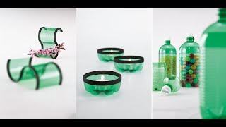 How To Make Useful Things From Water Bottles @ Home l Best Out of the waste l Great Creativity
