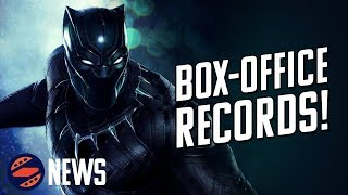Black Panther Slashes Box Office Records - Charting with Dan!
