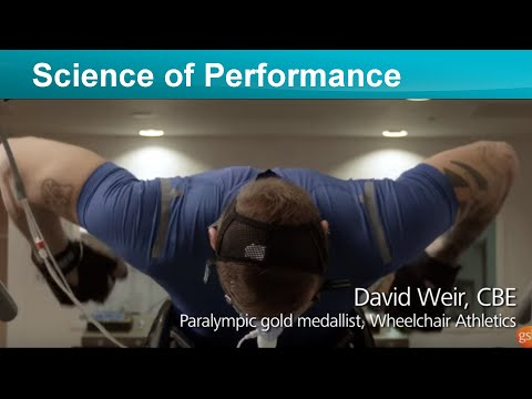 GSK Science Education | Science of performance | Inside the GSK Human Performance Lab