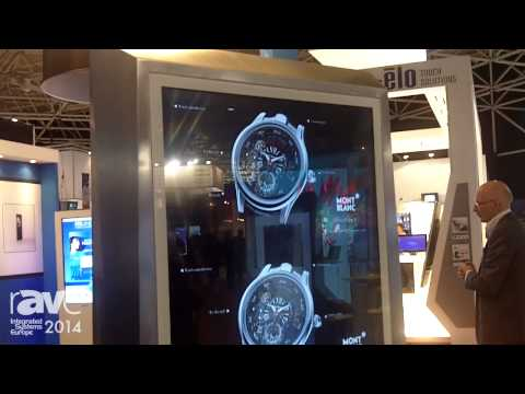 ISE 2014: Techflow Looks At IP64 Outdoor Digital Signage Unit
