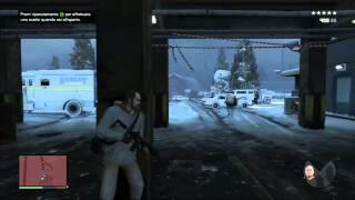 GTA V - Missione 1 - ITA - Xbox 360