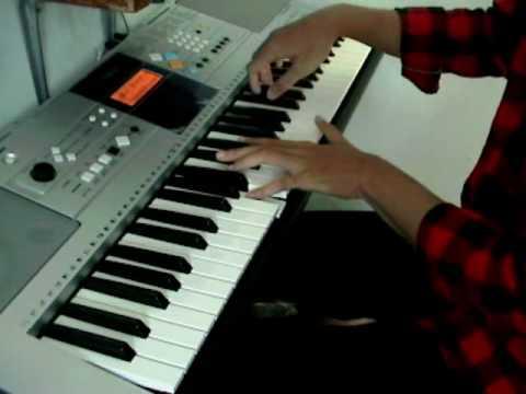 D Masiv - Jangan Menyerah piano cover iseng2 ^.^