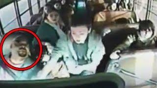 Top 15 Most Scary School Bus Videos