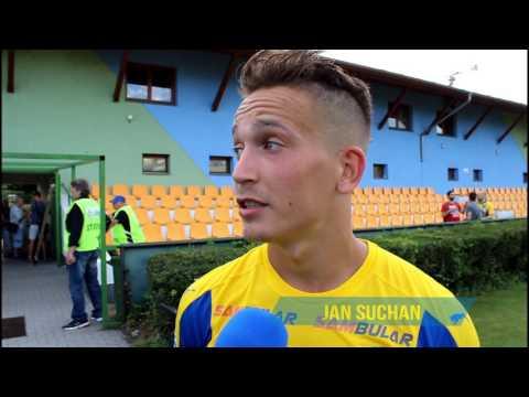 Rozhovory po pohárovém zápase s Vltavínem (9.8.2017)