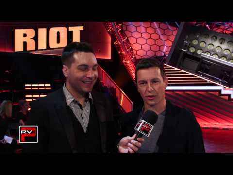 Fox's Riot host Rove McManus talks new show and concept