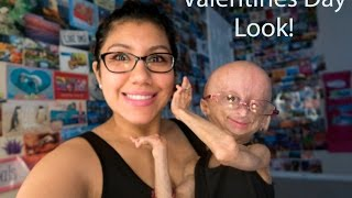 Valentines Day Makeup Look/ Special guest Nerdy Nicky!
