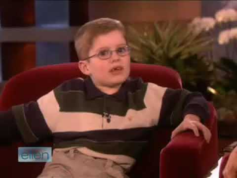 6 Year Old Brandt Bickford Invents a Dance Move! The Ellen DeGeneres Show Music Videos