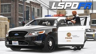 LSPDFR SP E87 - What A Cluster