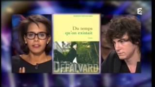 Marien Defalvard - On n'est pas couché 24 septembre 2011 #ONPC