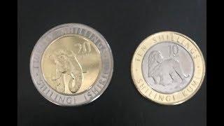 President Kenyatta launches new Kenyan currency