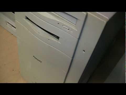 Power Macintosh crash sound