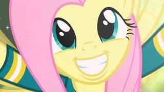 MLP: Música Hay En Ti fluttershy y los pony tons