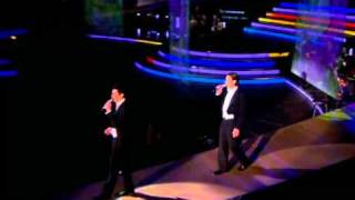 Amazing Grace An Evening With Il Divo Live In Barcelona Avi