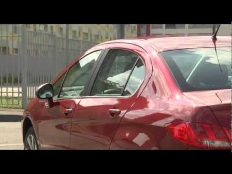 2011 Peugeot 408 / Тест-драйв