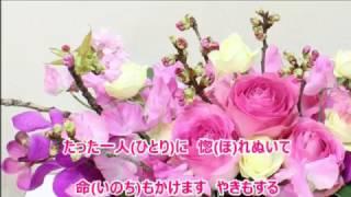 女の花舞台/石原詢子  カラオケ