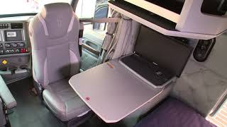 17: T680 Kenworth Driver Academy - Sleeper Comfort