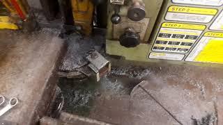 Shop Improvement; bandsaw miter lock