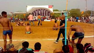 Jalalpur Dangal live video at Jalalpur gwalior