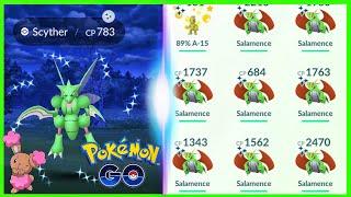 How Many Shiny Pokémon Do I Have? My Complete Shiny Collection In Pokémon GO