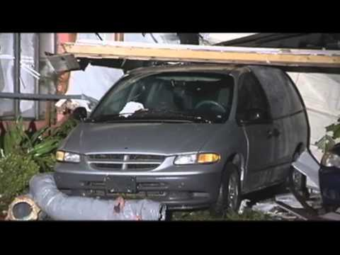 Raw: Cleanup in Florida After Weekend Tornado