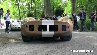 1965 McLaren   Elva M1A Loud Chevy V8 Sound