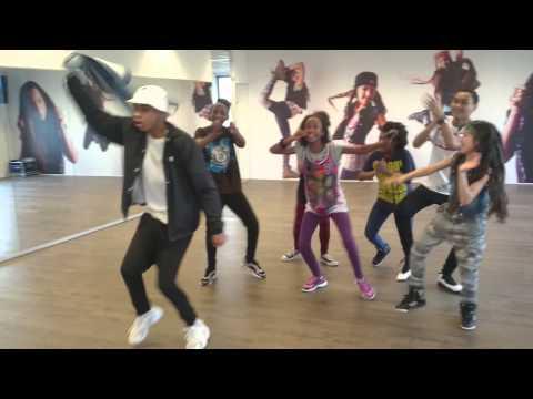 AfroVibes//Dalvin's Bday//coach Petit Afro