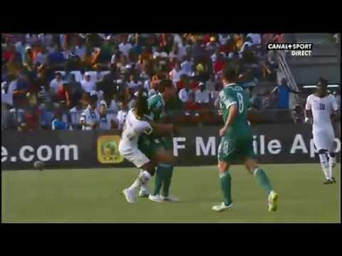 Ghana vs Algeria ( Group C) - Africa Cup of Nations