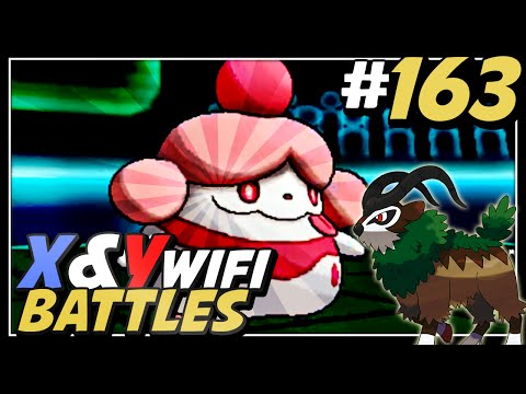 Pokemon X and Y Wifi Battle #163 Live Vs Dhilan - Chi-Chi Makes You FOLD!
