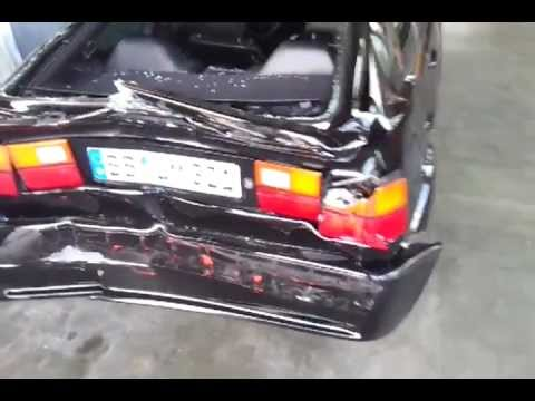VW Corrado VR6 - 03/1994 - Unfallschaden.mp4