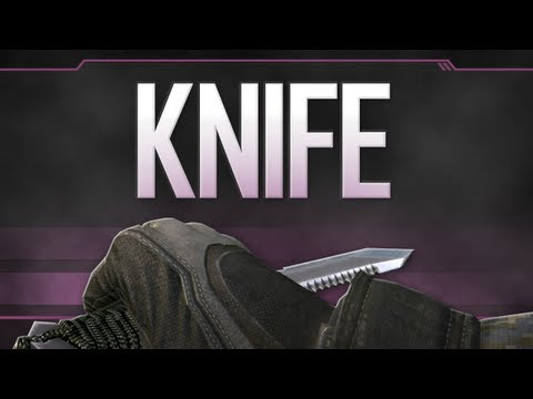 Combat Knife - Black Ops 2 Weapon Guide
