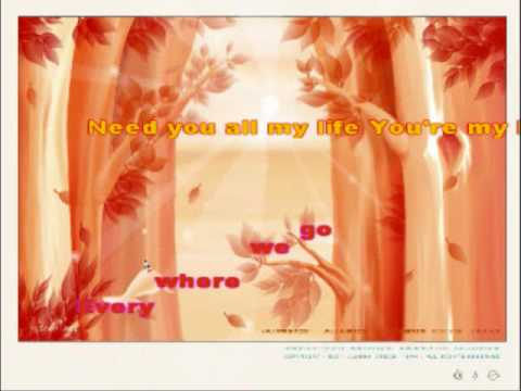 Love Paradise(karaoke).wmv video