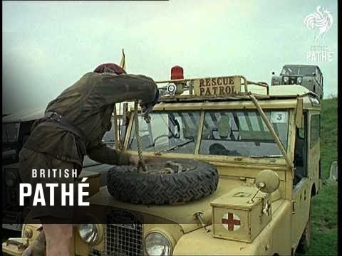 Land Rover Rally (1964)