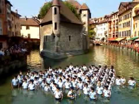 Chasseurs Alpins Annecy 27ème