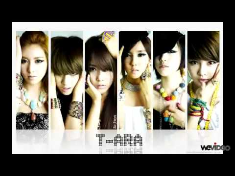 T-ara Sexi Love (audio) Original video
