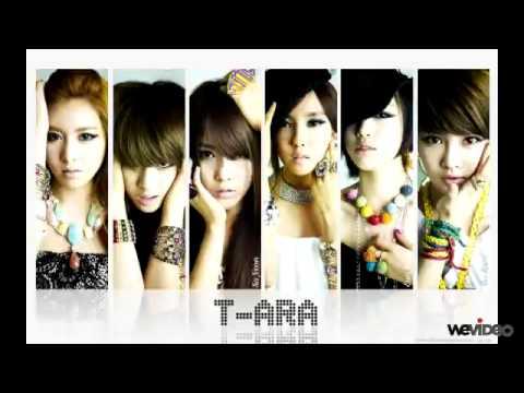 T-ara Sexi Love (audio) Original video