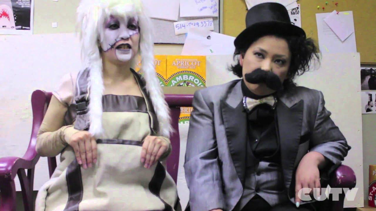 Fringe Interview Series CUTV - ANNOYING VISITOR