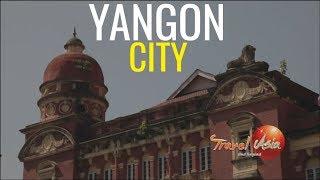Myanmar - Yangon City Tour