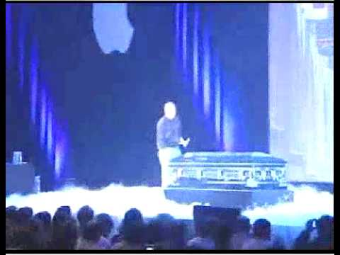 Apple WWDC 2002-The Death Of Mac OS 9
