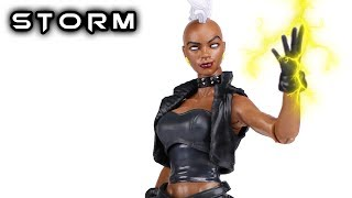 Marvel Legends STORM X-Men Action Figure Review